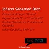 Red Edition - Bach: Organ Sonata No. 4