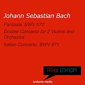 Red Edition - Bach: Double Concerto for 2 Violins and Orchestra & Italian Concerto, BWV 971 by Various Artists