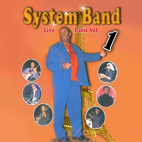 Live Paris, vol. 1 by System Band