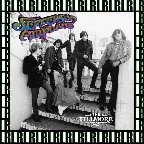 Fillmore Auditorium, San Francisco, Ca. October 14th, 1966 (Remastered, Live On Broadcasting) von Jefferson Airplane