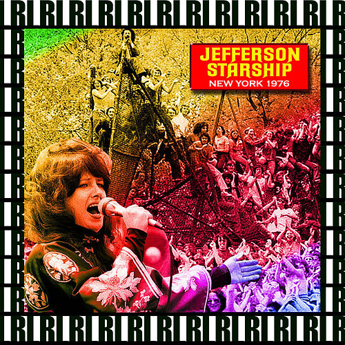 Central Park, New York, July 7th, 1976 (Remastered, Live On Broadcasting) von Jefferson Starship