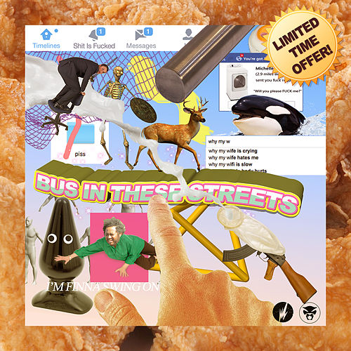 Bus In These Streets - Single by Thundercat
