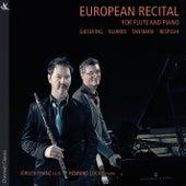 European Recital for Flute & Piano von Jürgen Franz