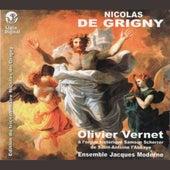 Grigny: Premier livre d'orgue (Messe et hymnes) von Olivier Vernet