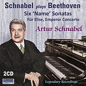 Schnabel Plays Beethoven by Artur Schnabel