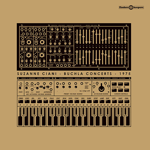Buchla Concerts 1975 by Suzanne Ciani