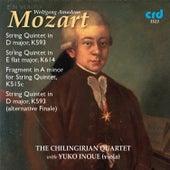 Mozart: String Quintets, K. 593 & K. 614 by Yuko Inoue