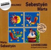 Szerelmeslemez by Various Artists