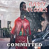Commited by Casey Veggies