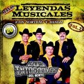 Leyendas Musicales Vol. 2 by Los Intocables Del Norte
