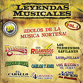 Leyendas Musicales Vol. 1 by Various Artists
