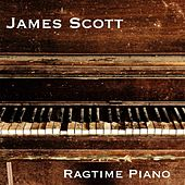 James Scott Ragtime Piano by Peter Purvis