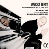 Mozart: Piano Concertos K. 415, 175 & 503 von Rinaldo Alessandrini