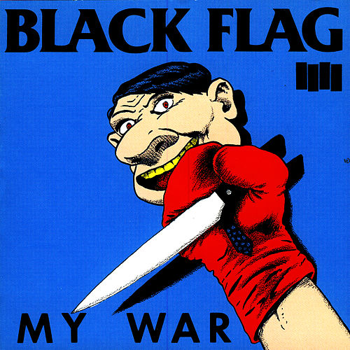 My War by Black Flag