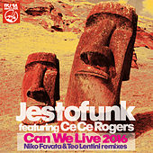 Can We Live 2016 (Niko Favata & Teo Lentini Remixes) by Jestofunk