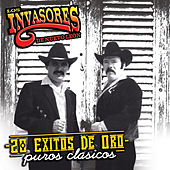 20 Exitos de Oro by Los Invasores De Nuevo Leon