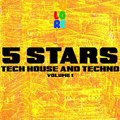 5 Stars Tech House and Techno, Vol. 1 by Various Artists