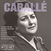 Legendary Performances of Caballé by Various Artists