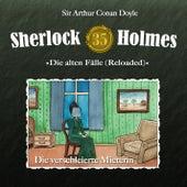 Die alten Fälle (Reloaded), Fall 35: Die verschleierte Mieterin by Sherlock Holmes
