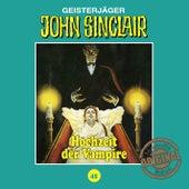 Tonstudio Braun, Folge 45: Hochzeit der Vampire by John Sinclair