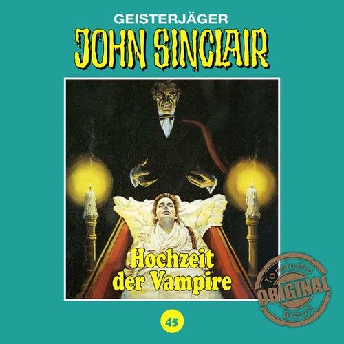 Tonstudio Braun, Folge 45: Hochzeit der Vampire von John Sinclair