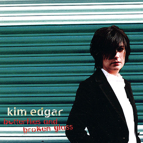 Butterflies and Broken Glass by Kim Edgar