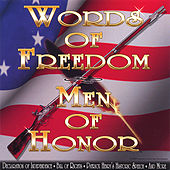 Words of Freedom - Men of Honor by Various Artists