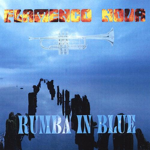 Rumba in Blue by Flamenconova