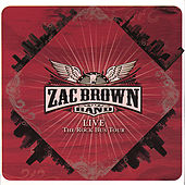 Live From the Rock Bus Tour by Zac Brown Band