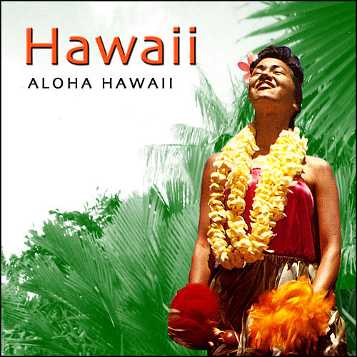 Aloha Hawaii - Hawaiian Guitar by Harry Kalapana
