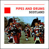 Pipes And Drums - Scotland by Gordon Highlanders