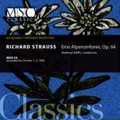 Strauss: Eine Alpensinfonie, Op. 64 by Milwaukee Symphony Orchestra