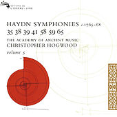 Haydn: Symphonies Vol.5 by The Academy Of Ancient Music