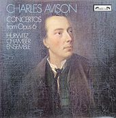 Avison: 6 Concertos from Op.6 by Emanuel Hurwitz