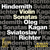 Hindemith: Oleg Kagan Edition, Vol. X by Oleg Kagan