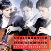 Shostakovich: Cello Concertos Nos. 1 & 2 by Daniel Müller-Schott