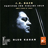 Bach: Oleg Kagan Edition, Vol. XI by Oleg Kagan