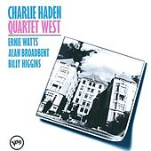 Quartet West by Charlie Haden