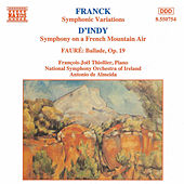 French Music For Piano And Orchestra by Various Artists