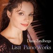 Liszt: Piano Works by Diana Zandberga