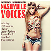 Instrumental Country Favorites by The Nashville Voices