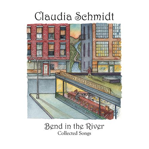 Bend in the River by Claudia Schmidt