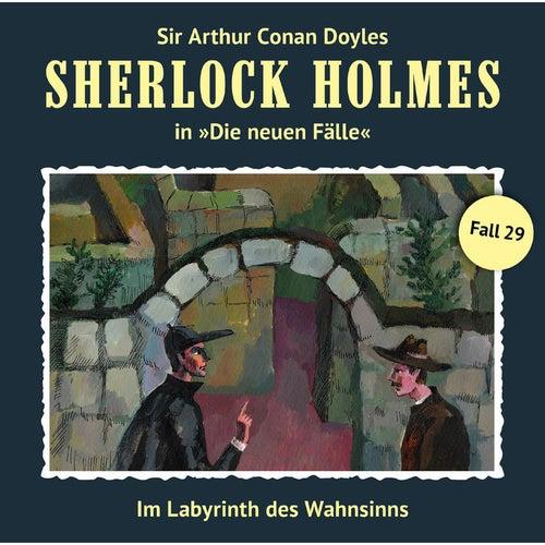 Die neuen Fälle, Fall 29: Im Labyrinth des Wahnsinns by Sherlock Holmes