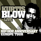 Hip Hop Anniversary Europe Tour by Various Artists