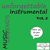 Music Legends - Unforgettable Instrumental, Vol. 2 (Thank You for Your Music) by Various Artists
