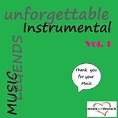 Music Legends - Unforgettable Instrumental, Vol. 1 (Thank You for Your Music) by Various Artists