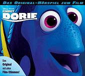 Findet Dorie (Das Original-Hörspiel zum Film) von Disney - Findet Dorie