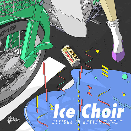 Designs In Rhythm by Ice Choir