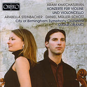 Khatchaturian: Cello Concerto in E Minor & Violin Concerto in D Minor by Various Artists