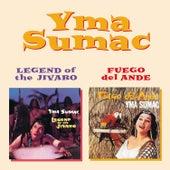 Legend of the Jivaro + Fuego Del Ande by Yma Sumac